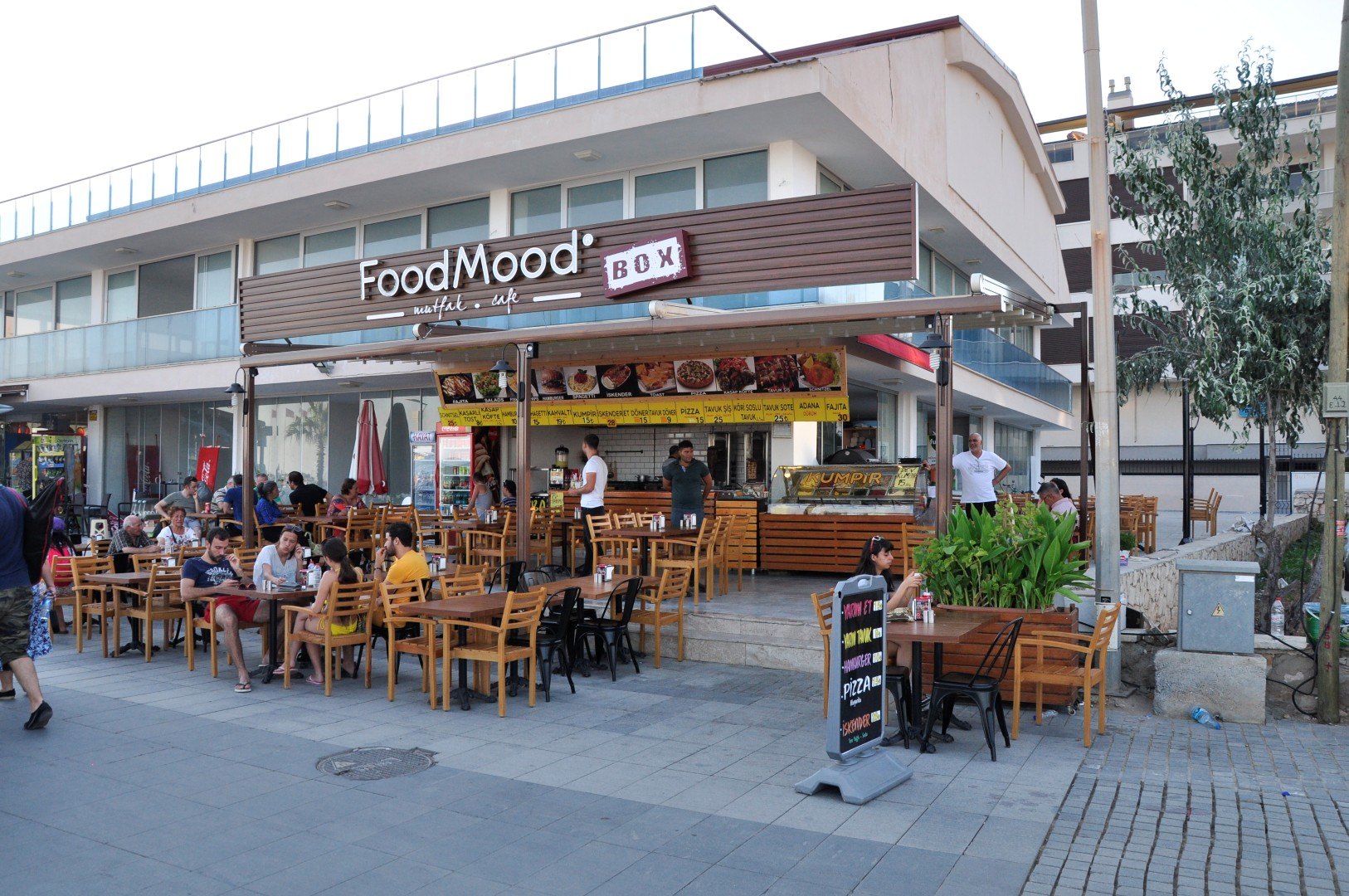 Didim Food  Mood Cafe